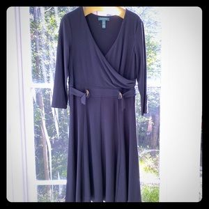 LBD! Lauren by Ralph Lauren Black Dress